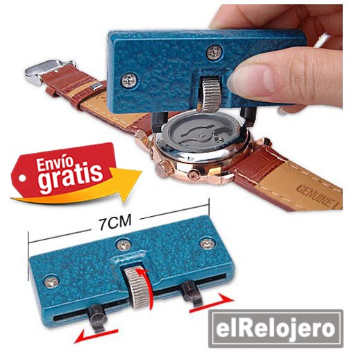 Llave Relojes Mordaza PlanaEl Relojero Apertura Punta De WHY2Ib9EeD